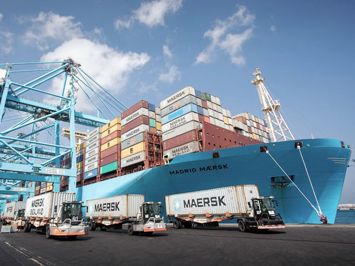 Coalición liderada por Maersk explora el uso de la lignina y etanol en combustible marino