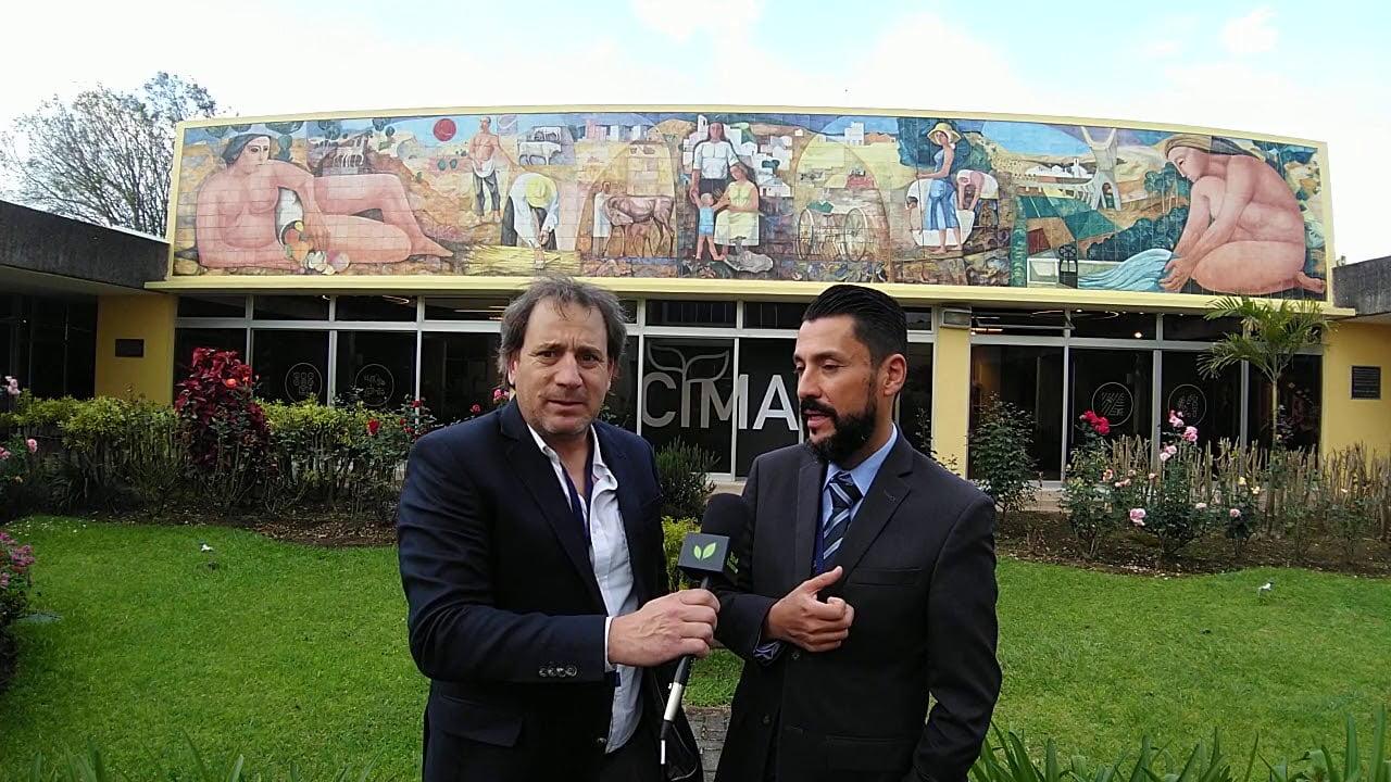 Entervista a Hugo Chavarría, Gerente del Programa de Bioeconomía de IICA