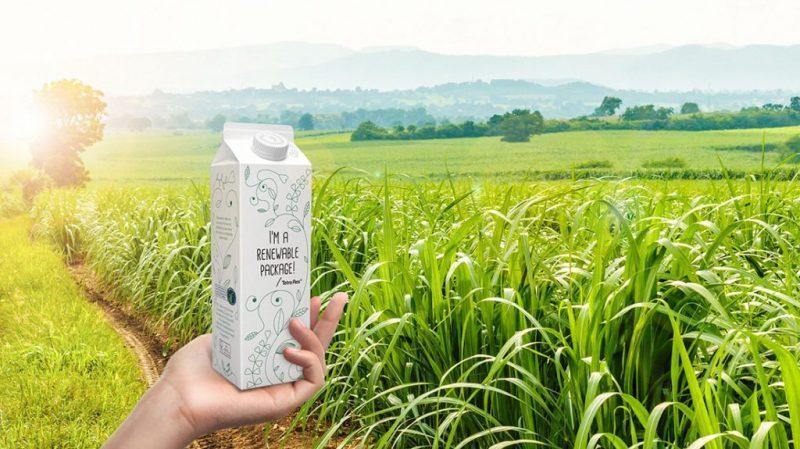 Tetra Pak es la primera empresa packaging de alimentos con biopolímeros completamete trazables