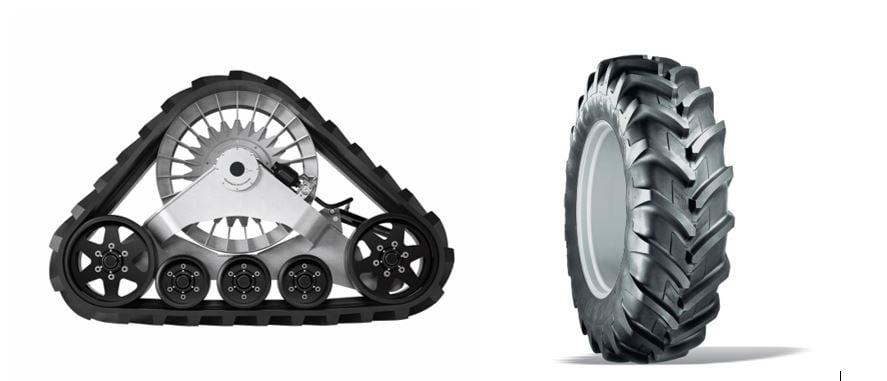 Michelin pone el foco en reducir la compactación del suelo
