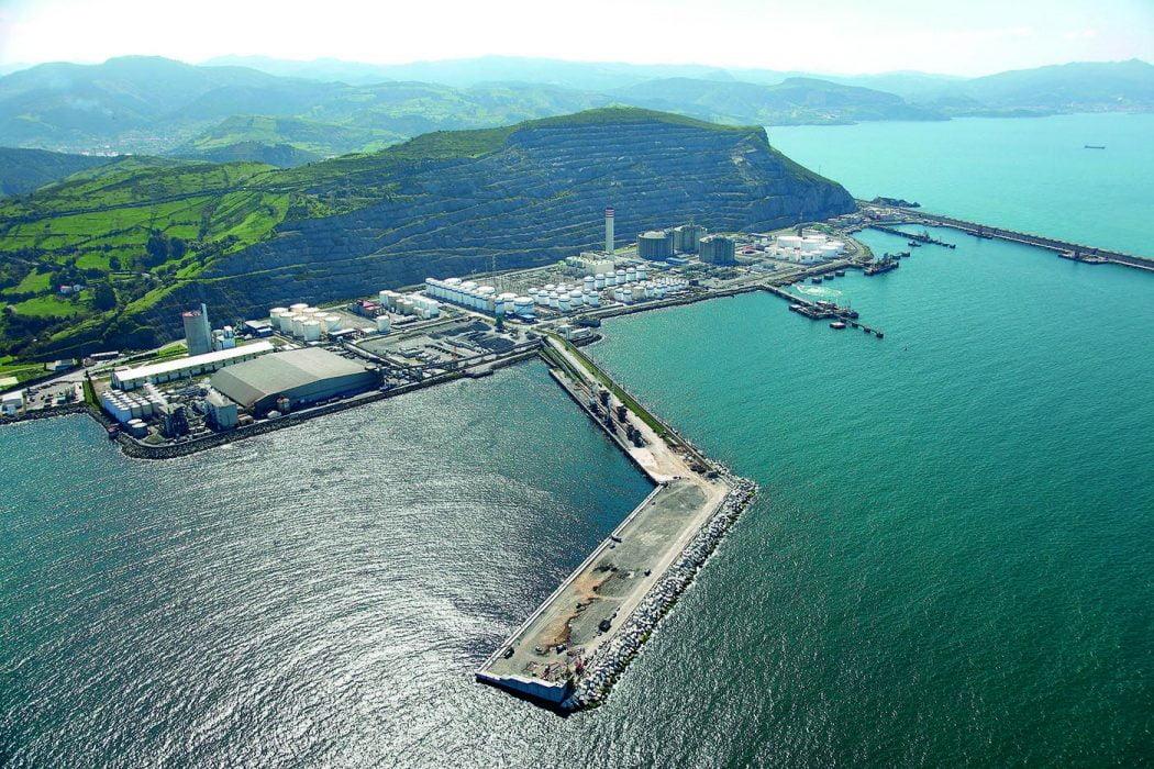 Bilbao busca contruir una terminal portuaria para el almacenamiento de biocombustibles