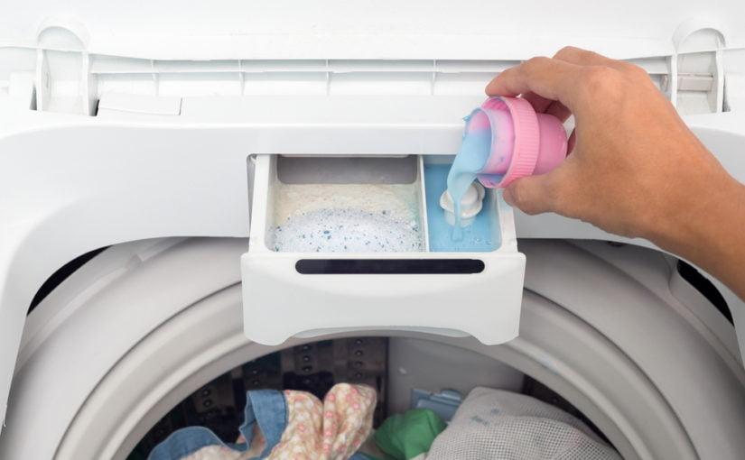 Contribuyendo al ambiente con detergentes biológicos
