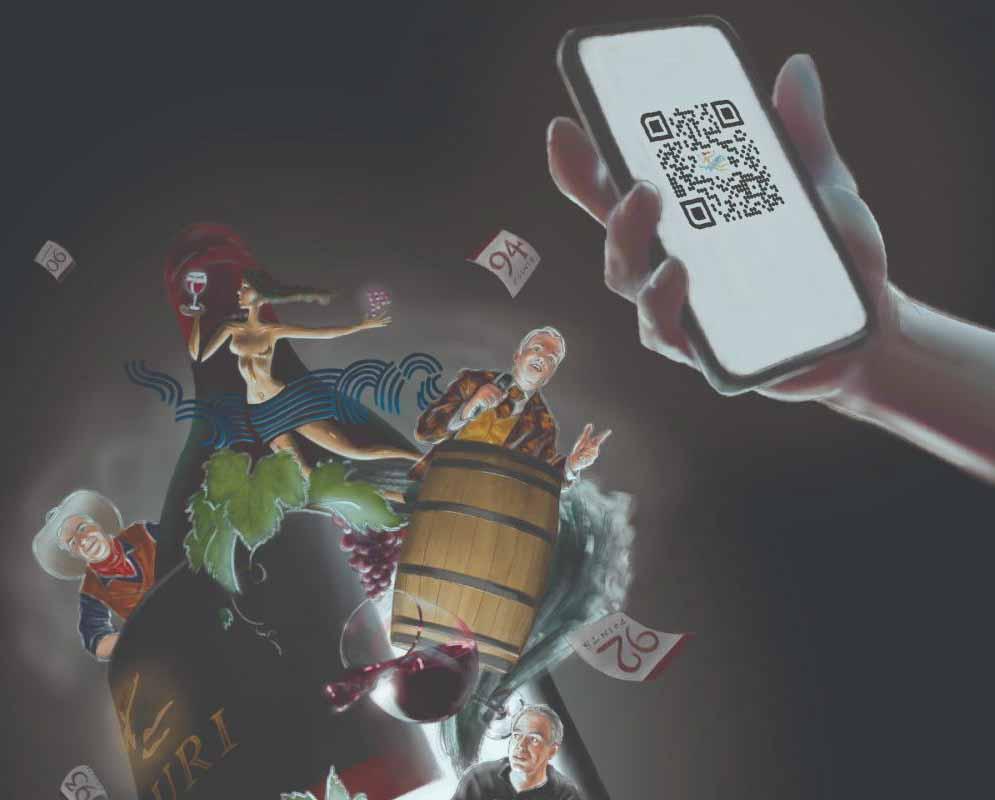 Realidad aumentada, la última innovación en cata de vinos