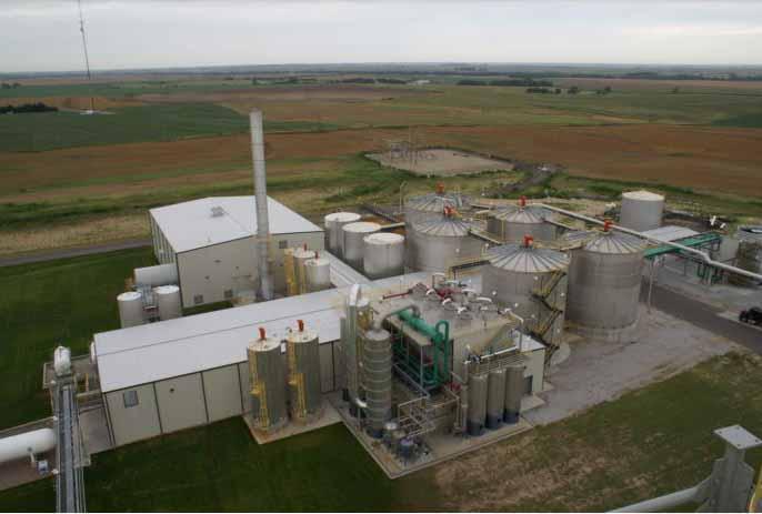 Subproductos de mayor valor, el último avance tecnológico en la industria de etanol