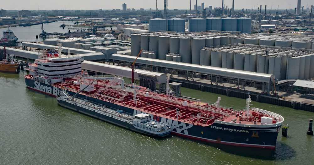 ExxonMobil a punto de lanzar el primer biocombustible marino