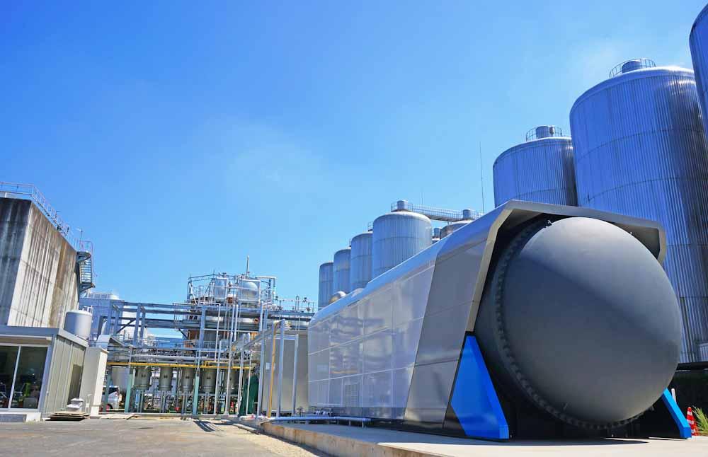Japón: Circularidad en una fábrica de cerveza con biogás y celdas de combustibles