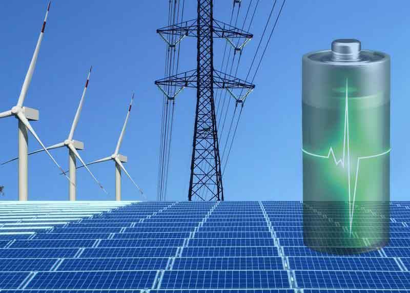 Investigadores encuentran un método eficiente para almacenar energía renovable a gran escala