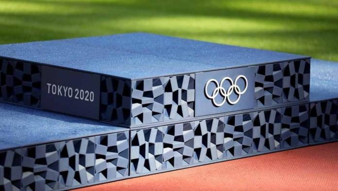 Impresión 3D y biomateriales para las 'Ceremonia de la Victoria' de los Juegos Olímpicos de Tokio