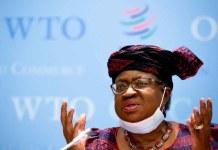 Ngozi Okonjo-Iweala - directora de la OMC dice que es esencial establecer un precio global del carbono