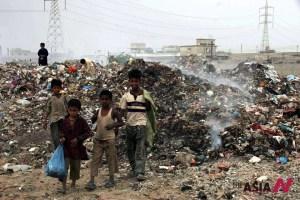 Karachi-Garbage-Dump