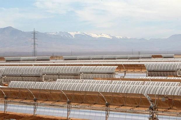 Morocco-solar