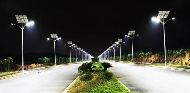 Unending Benefits Of Solar Street Lights