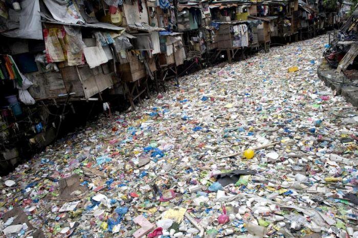 plasticpollutionmanila