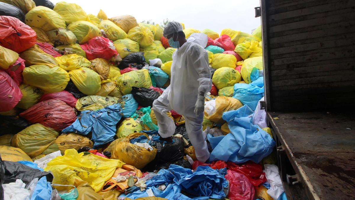 Medical Waste Management in Developing Countries