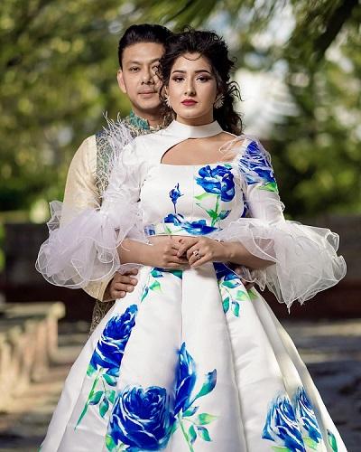 Aanchal Sharma and Udip SHrestha