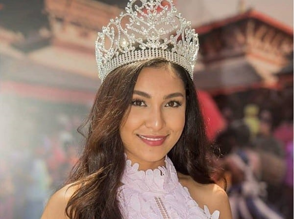 Anushka Shrestha Miss Nepal 2019 | Biography age Height