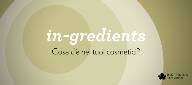 in-gredients!<br> Cosa c&#8217;è nei tuoi cosmetici?