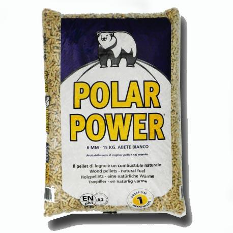 Polar Power Pellet