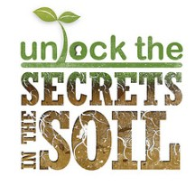 Artwork for USDA's Natural Resources Conservation Service (NRCS) campaign on the value and benefits of productive, healthy soil management. Image from NRCS via Flickr.
