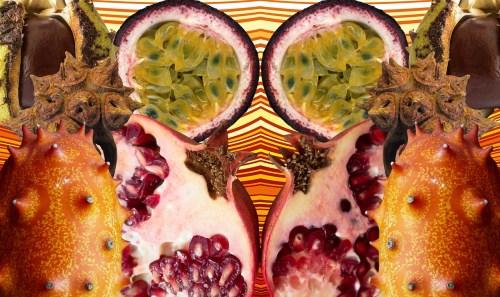 Surreal food by Stefan Schweihofer via PixaBay.