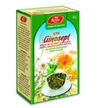 Ceai Ginosept 50gr-Natural- FARES
