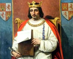 Resultado de imagen para Alfonso el Sabio de Castilla