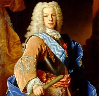 Resultado de imagen de Fernando VI imagenes