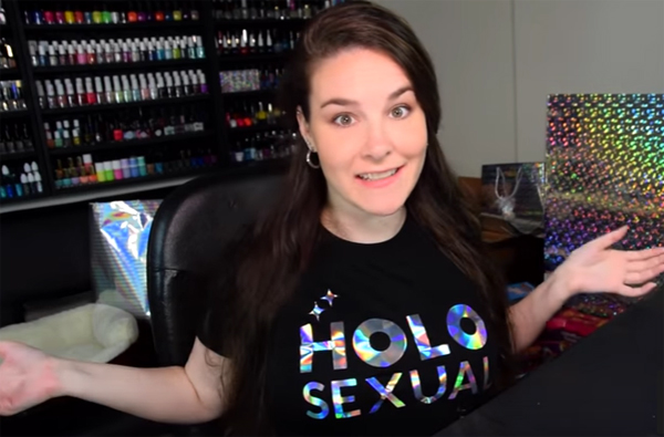 Simply Nailogical Youtuber Cristine Raquel Rotenberg