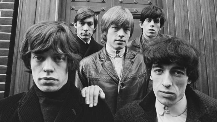 How Childhood Friends Mick Jagger and Keith Richards Formed the Rolling  Stones - Biography