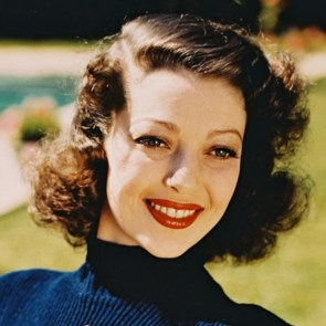 Image result for loretta young