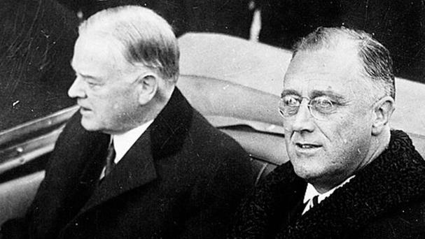 Image result for fdr hoover
