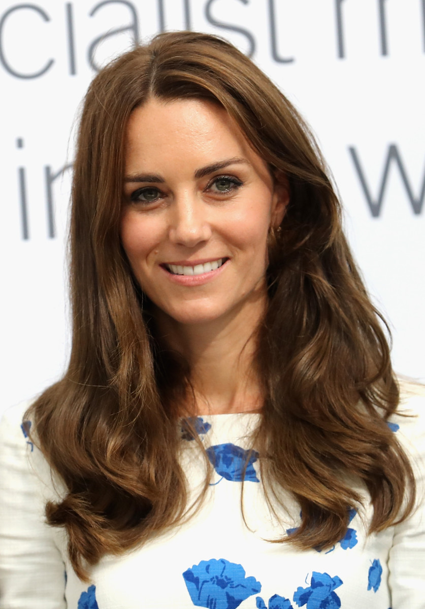 Kate Middleton She Was Famous