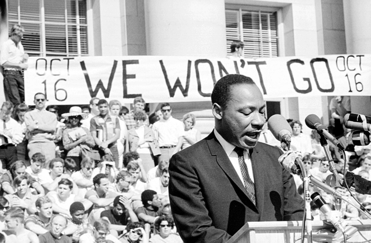 Martin Luther King Jr And 8 Black Activists Who Led The