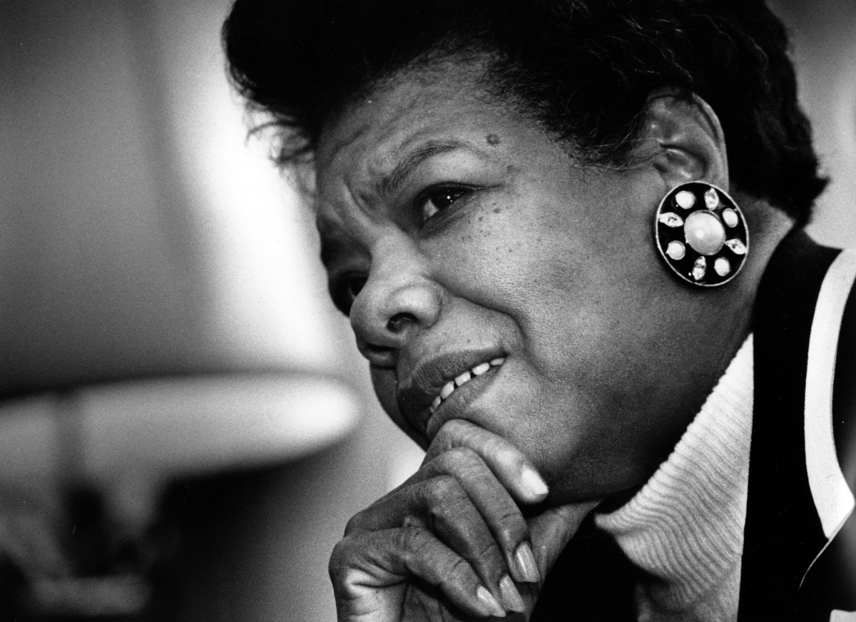 Maya Angelou The Meaning Behind Her Poem Still I Rise