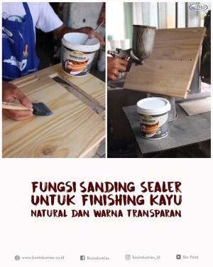 fungsi sanding sealer