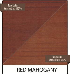 biovarnish wood stain warna red mahogany