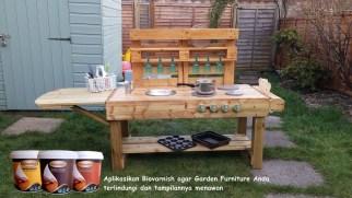 finishing untuk kayu jati belanda bisa menggunakan biovarnish