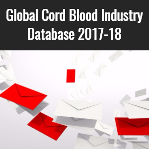 Global Cord Blood Industry Database
