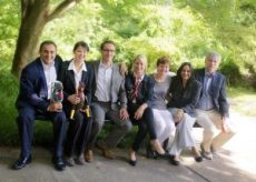Group picture of the RoosterBio team.