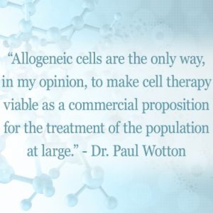 Cynata Therapeutics - Interview with Dr. Paul Wotton