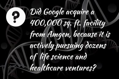 Google Pursuing Regenerative Medicine