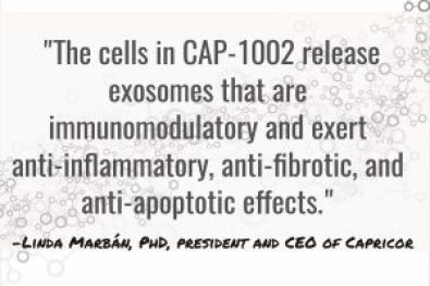 CAP-1002 Exosomes