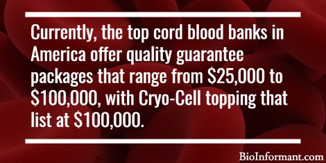 Cord Blood Bank Quality Guarantees