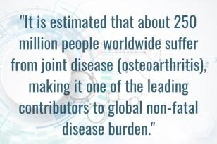 Rates of Osteoarthritis