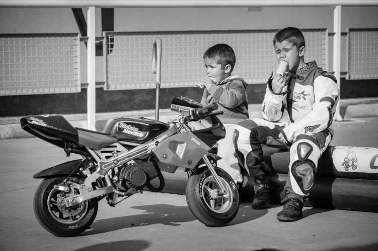 initiation enfant moto