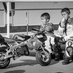 initiation enfant moto