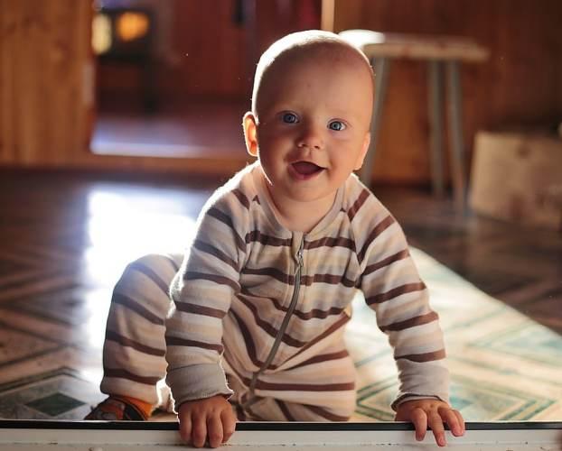 Les premières dents chez bébé