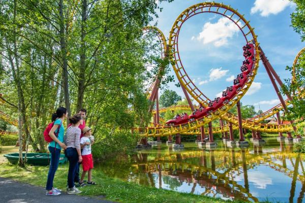 Un séjour au Parc Astérix avec les enfants