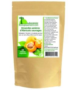 Les amandes amères d'abricots sont l'une des plus importantes sources de vitamine B17, appelée aussi laetrile ou Amygdaline, un anti-cancer naturel puissant