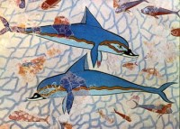 minoan dolphins